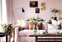 Home Inspirations / by Kelly Wodyka