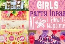 Party Ideas / by Ann Leete