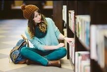 "Books Books Books / ""I'm wondering what to read next"" Matilda, Roald Dahl / by Julia McCammon"