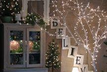 Winter/Christmas / by Kathryn Pratt