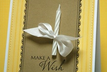 Create a Card--Birthday Wishes! / by Louise Solum