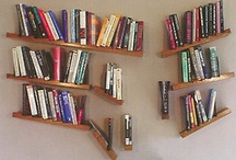Bookshelf Porn / by Jennifer Benn