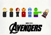 Avengers Assemble (CLOSED) / Love me some Avengers.  / by Jennifer Benn