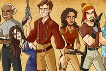 Big Damn Heroes / I don't know why I didn't just make a Firefly board to start with, but I finally got with the program and moved all of my big damn heroes over here. / by Jennifer Benn
