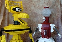 Leggo My Legos / by Jennifer Benn