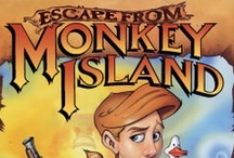 Monkey Island / by Katie Keyzor
