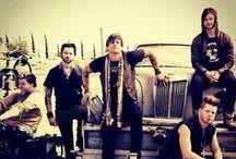 My favorite bands <3 / by Breanne Shea Kiser