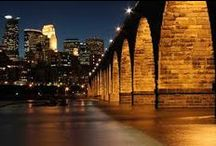 Miraculous Minneapolis / Minneapolis has something for everyone... Art, Theater, Outdoor Recreation, Nightlife, Music, Shopping, Restaurants, Biking, Museums, History, and the best people on earth. I'd never live anywhere else. / by Abbi Case