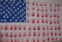 Now and Long Ago/American Symbols / by Assisting Descubrimiento
