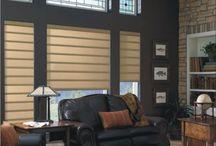 Window Treatments  SHADES / Custom shades  / by Danielle Anderson