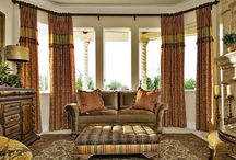 Window Treatments FORMAL / Formal window treatment design ideas... / by Danielle Anderson