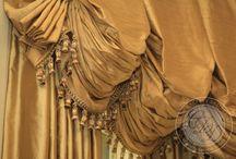 Window Treatments - TRIM & FRILLS / Decorative trim ideas... / by Danielle Anderson