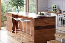 Kitchen Redesign / Ideas and inspiration for our kitchen redesign. / by Chris @TwinDaddyo.com