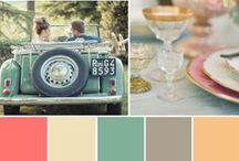 Wedding Colors / by Susan Melgren