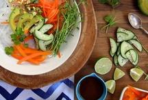 vegan recipes / by Megan Brunken