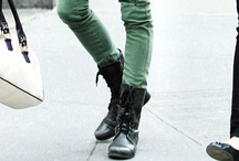 Combat Boots / by The Chic Orchid