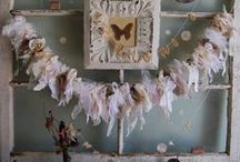 BANNERS & BUNTING / by Lucy @ Patina Paradise