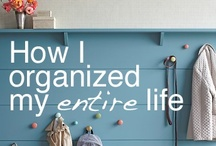 Organization... / by Morgan McDonald
