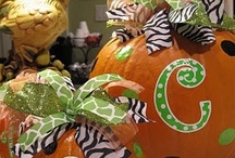 Thanksgiving/Halloween / by Stacie Laudermilk