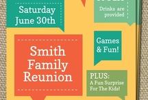 Family Reunion / by Kari Corbett