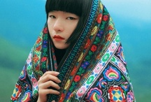 ▲.▼.▲.  Ethnic ▲.▼.▲ / Ethnic, Tribal, Hmong, Asian, Fashion, Bags, Cloth, Accessory, Hill-tribe, Art, Embroidery, Textile / by Caravan to the Moon