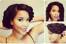Hair Tutorials / Don't miss out on how to bring your fave hairstyles to life!  / by Carol's Daughter