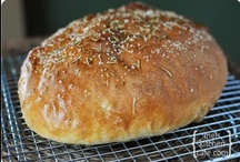 Savory Recipes to Try--BREADS / by Emily Haacke