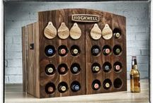 Beer Countdown Calendar-25 Days of Joy / Who said kids get to have all the fun when it comes to counting down until Christmas?? Create this fun Beer Countdown Calendar with Rockwell Tools! / by Rockwell Tools