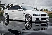 BMW / The cars I dream about. / by Ryan Sammy