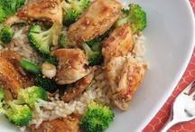 Healthy Recipes / by Ryan Sammy