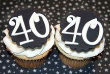 40th Birthday Ideas / by Punchbowl