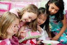 Sleepover Birthday Party Ideas / Start to finish party planning ideas for a fun sleepover birthday party! / by Punchbowl