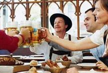 Oktoberfest Party / A collection of ideas and inspiration for recipes, decor, and party ideas for Oktoberfest / by Punchbowl