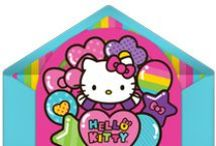 Hello Kitty Party / Explore online invitations, party supplies, and ideas that will inspire you to plan a unique Hello Kitty party! / by Punchbowl