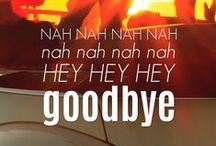 Inspirational Quotes / Inspirational quotes to help you say goodbye Evite®, and hello Punchbowl® www.punchbowl.com/adios-evite #AdiosEvite / by Punchbowl