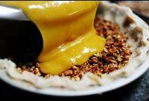 Food Ideas & Recipes & Drinks / by Kat Biondo Cline
