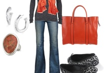 Outfit ideas / by Kris Happe