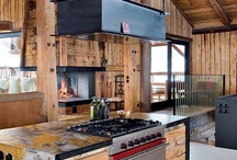 Kitchens - Rustic / by Nancy Hugo CKD & DesignersCirclehq.com