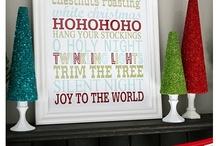Christmas. / by Kelly Gentz