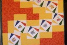 Quilting E-Patterns and E-Books / by KayeWood.com