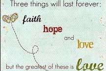 favorite scripture / by Nanette Linder