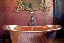bathrooms / by Nanette Linder
