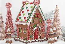 Gingerbread house party ideas / by Nanette Linder