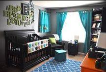 Nursery Ideas / by Tiffany Ferri