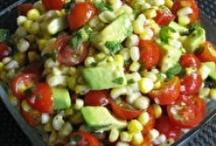 <Salads> / by Rachel Buckner