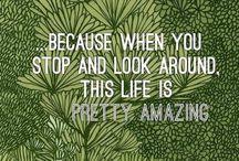 Positivity / Positive affirmations  / by Kristen Sweet Lychee