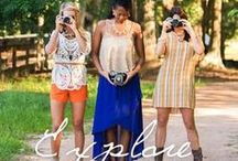 Late Summer 2013 Lookbook / by Lizard Thicket Boutique