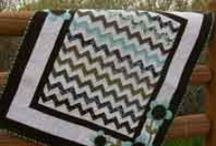 Cute Quilt Patterns at KayeWood.com / by KayeWood.com