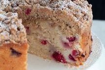 FFT: Cakes: Pound Cakes/Bundts/Coffee Cakes / by Gail Bunn-Feilde
