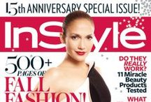 20 Years of InStyle / Celebrate our 20th anniversary by taking a look back into the InStyle archives! / by InStyle Magazine